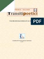 Premio Silloge Transiti Poetici. Atti del Premio