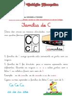 Português - 1° ano FUND I (1)