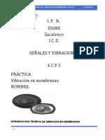 Practica Vibracion en Membranas 2020