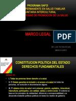 MARCO LEGAL SAFCI 2021