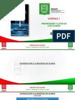 Capitulo 1.1 - Introduccion a La Mecanica de Fluidos