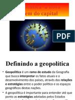 Geopolítica  a nova ordem do capital-1