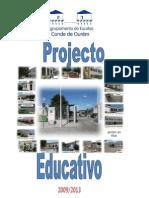 Projecto Educativo- Actualizcao