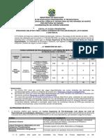 Edital_23_2021_Cursos Superiores de Pos-Graduacao Lato Sensu em nivel de Especializacao - EAD - 2021.2