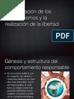 3. Superación de los determinismos y la realización de la libertad