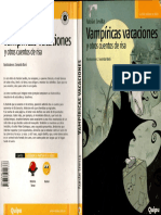 Vampiricas vacaciones y otros cuentos de risa