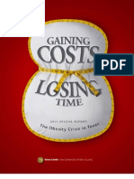 Gaining Costs, Losing Time