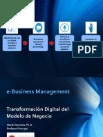 Diapositivas Transformación del Modelo de Negocio