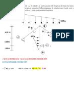 Ejercicio Práctico de diagrama  de Solicitaciones