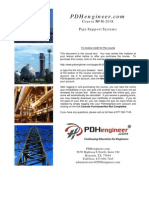 Pipe Stress Analysis Work-1 ppt | Pipe (Fluid Conveyance
