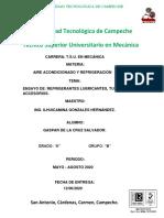 ENSAYO DE REFRIGERANTES LUBRICANTES, TUBERIAS Y ACCESORIOS.
