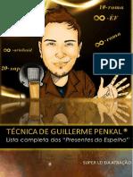 Técnica de Guillerme Penkal Oficial