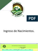 Software de Bioregistros.