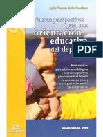 Nuevas perspectivas para una orientación educativa del deporte