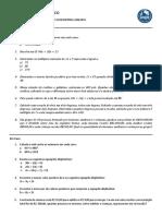 Aula - Teoria dos Números II - Equações Diofantinas Lineares