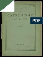 De TURCK Henri - Essai de Catéchisme Spirite (1880)