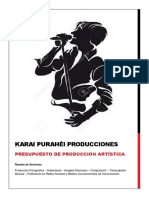 karai purahei producciones tarifario