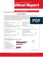 Political Report May 2010