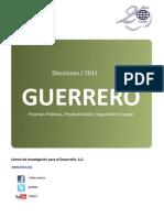 Guerrero Finanzas Publicas, Productividad y Seguridad en Juego