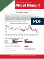 Political Report April 2010