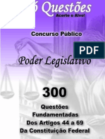 PDF9. E-BOOK DO PODER LEGISLATIVO - ARTs. 44 ao 69 da CF