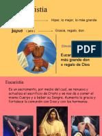 Eucaristía para la catequesis de confirmacion