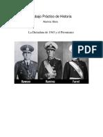 Presidencias de Perón