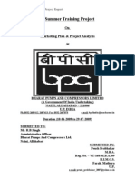 18634865-Project-Report-On-BPC-Ltd