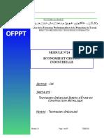 M24_Economie et gestion industrielle