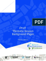 WRC Thematic Session Background Paper -Livelihoods