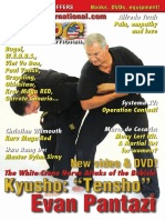Martial Arts Magazine Budo International 419 – January 1 fortnight – 2021