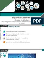 Material Base O que é Big Data Analytics e como desenvolver o pensamento analítico de dados