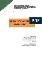 Arbol social del Problema