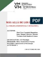 Act 1 Más allá de los sueños Maritere, Juanma, Isela 2020 2
