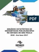 Anuario_estatistico 2018 ANO BASE 2017
