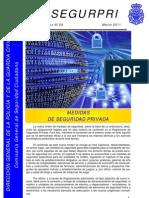 Monográficos de Seguridad Privada Nº 08 Orden medidas