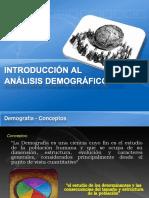 introducción al analisis demografico