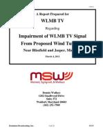 WLMB Interference Study
