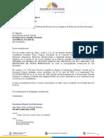 Informe Final Para Segundo Debate de Lopdp