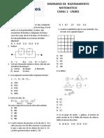 Seminario 1 Razonamiento Matematico