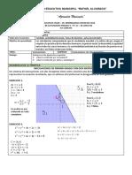 S4N9P7_Planf. Mat. 31- 04 Junio. 3ro Ciencias (Inecuaciones en Dos Variables)