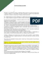 APUNTE DE OBLIGACIONES