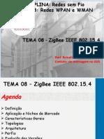 Tema 08-ZigBeeIEEE 802.15.4