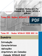 Tema 09-Redes WIMAX