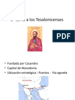 1_ Carta a los Tesalonicenses