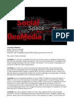Locative Media, Special Issue, Visual Studies