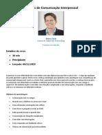 Curso Linkedin - Técnicas de Comunicação Interpessoal