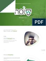 Apresentação Plano de Negócios da NOÌS.eco.br Proteção Iônica