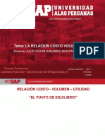 DIAPO - PUNTO DE EQUILIBRIO - ADM FINAN