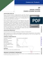 AMS - Chemicals GP Powder